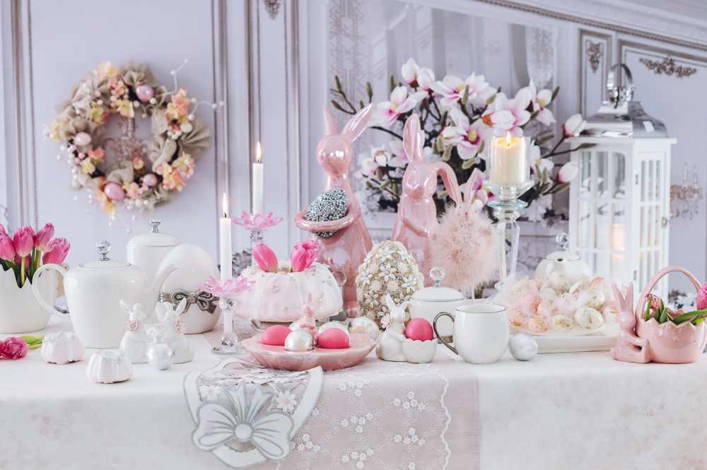 Dekoracje Wielkanocne Na Stół Jak Zrobić Ozdoby Wielkanocne