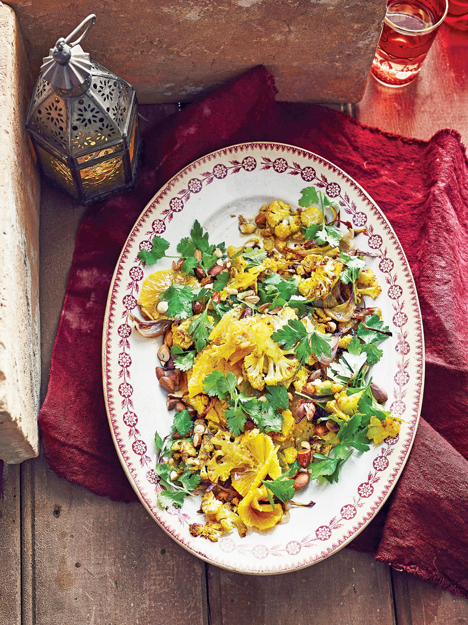 Przepisy Z Kuchni Orientalnej Marokańska Herbata Sałata Z